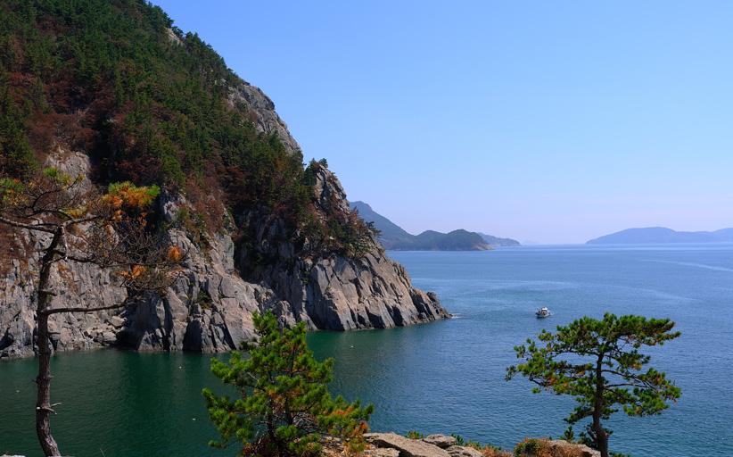 여수의 아름다운 섬여행