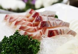 산지에서 먹는 싱싱한 생선회